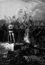 Third Crusade - a Crusade from 1189 to 1192 led by Richard I and the king of France that failed because an army torn by dissensions and fighting on foreign soil could not succeed against forces united by religious zeal