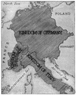 Holy Roman Empire - a political entity in Europe that began with the papal coronation of Otto I as the first emperor in 962 and lasted until 1806 when it was dissolved by Napoleon