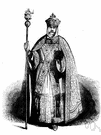 Charlemagne - king of the Franks and Holy Roman Emperor