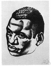 Paul Robeson - United States bass singer and an outspoken critic of racism and proponent of socialism (1898-1976)