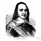 Peter Stuyvesant - the last Dutch colonial administrator of New Netherland