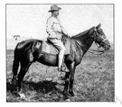 Rough Rider - a member of the volunteer cavalry regiment led by Theodore Roosevelt in the Spanish-American War (1898)
