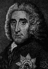 chesterfield - suave and witty English statesman remembered mostly for letters to his son (1694-1773)