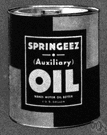 motor oil - oil used to lubricate the moving parts of a motor