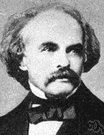 Hawthorne - United States writer of novels and short stories mostly on moral themes (1804-1864)