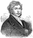 Jean Francois Champollion - Frenchman and Egyptologist who studied the Rosetta Stone and in 1821 became the first person to decipher Egyptian hieroglyphics (1790-1832)