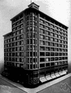 Louis Henri Sullivan - United States architect known for his steel framed skyscrapers and for coining the phrase `form follows function' (1856-1924)