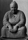 Gertrude Stein - experimental expatriate United States writer (1874-1946)