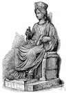 Magna Mater - great nature goddess of ancient Phrygia in Asia Minor