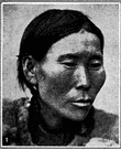 Evenk - a member of the Tungus speaking people of Mongolian race who are a nomadic people widely spread over eastern Siberia
