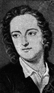 gray - English poet best known for his elegy written in a country churchyard (1716-1771)