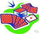 deck of cards - a pack of 52 playing cards
