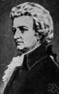 Wolfgang Amadeus Mozart - prolific Austrian composer and child prodigy