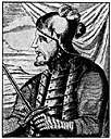 Vasco Nunez de Balboa - Spanish explorer who in 1513 crossed the Isthmus of Darien and became the first European to see the eastern shores of the Pacific Ocean (1475-1519)