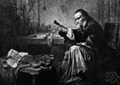 Antonius Stradivarius - Italian violin maker who developed the modern violin and created violins of unequaled tonal quality (1644?-1737)