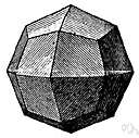 trapezohedron - a polyhedron whose faces are trapeziums