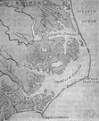 Pamlico - a member of the Algonquian people formerly of the Pamlico river valley in North Carolina